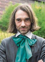 Cédric Villani, Parlamentskandidat aus Paris. (Bild: Christophe Petit/EPA)