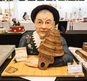 Mit ihrer 3D-Torte gewann Stefanie Baggenstos aus Goldau überlegen. (Bild: MOOH! PHOTOS)