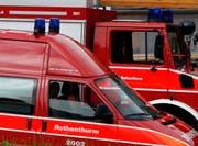 Die Rothenthurmer Feuerwehr musste ausrücken. (Archivbild)