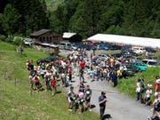 Das Urner Holzbodenfest. (Bild: Archiv)
