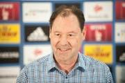 Der FCL-Medienchef Max Fischer verlässt den Verein. (Bild: Boris Bürgisser/LZ)