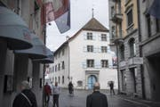 Das Historische Museum (Bild: Urs Flüeler / Keystone (Luzern, 29. März 2018))