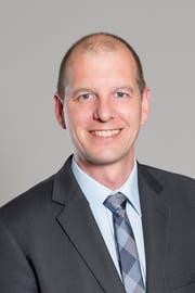 Michael Siegrist (CVP, Obwalden). (Bild: PD)