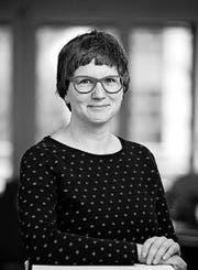 Zoe Gwerder, Redaktorin Zuger Zeitung. (Bild: Stefan Kaiser (Zuger Zeitung) (Zuger Zeitung))