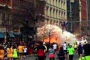 Eine Bombe ging inmitten von Zuschauern hoch. (Bild: AP / WBZTV)