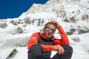 Ueli Steck hat im Oktober an der Annpurna Himalaja-Geschichte geschrieben. (Bild: zvg)