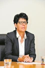 Sozialdirektorin Yvonne von Deschwanden hätte «wohl auch ohne den Bericht eine Stellenaufstockung beantragt». (Bild: Markus von Rotz)