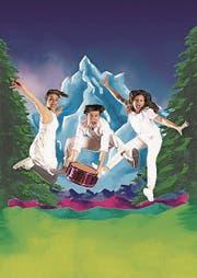 Das Kindertheater spielt die Geschichte des jungen Trommlers. (Bild: PD)