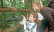 Zusammen den Erlebnishorizont erweitern: Das Wichtigste ist, mit den Kindern Zeit zu verbringen. (Bild: PD/Caritas)