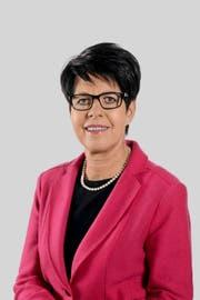 Gesundheits- und Sozialdirektorin Yvonne von Deschwanden (59, FDP) gehört der Regierung seit 2010 an. (Bild: PD)