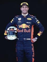 Daniel Ricciardo (Bild: Rick Rycroft/AP (22. März 2018))