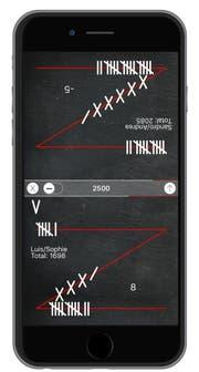 So sieht die App aus. (Bild: pd)