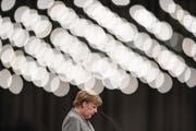 Angela Merkel hat in den vergangenen Jahren einiges an ihrer Strahlkraft verloren. (Bild: Lukas Schulze/Getty (Dortmund, 12. September 2017))