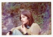 Der Urner Biopionier Osi Ziegler im Jahr 1974. Schon 1980 stellte er den Hof seines Vaters auf Bio um. (Bild: PD)