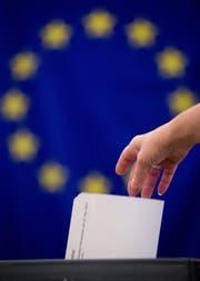 Europawahl (Bild: EPA)