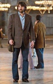 Ben Affleck als CIA-Agent. (Bild: Warner Bros.)