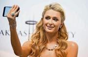Das weltbekannte It-Girl Paris Hilton fühlt sich offenbar auch in Schindellegi wohl. Sie hat offiziell ihre Schriften auf der Gemeinde hinterlegt. (Bild: Keystone)