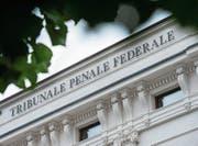 Das Gebäude des Bundesstrafgerichts in Bellinzona, wo der Prozess hätte stattfinden sollen. (Bild: Gabriele Putzu/Keystone (1. September 2015))