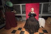 Queen Victoria alias Franziska Senn. (Bild: Urs Flüeler / Keystone (Luzern, 29. März 2018))