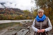 Pia Tresch, Geschäftsstellenleiterin Pro Natura Uri sagt: «Das Tourismus- resort Andermatt wird langsam zum Dauerbrenner». (Bild: Urs Hanhart)