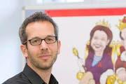 Bekommt eine allfällige Weiterbildung bezahlt: Roman Burger, ehemaliger Geschäftsleiter der Unia Zürich. (Bild: Keystone / Alessandro della Bella)
