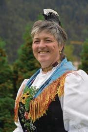 Präsidentin Martha Zwyssig: «Wenn man nicht mit der Zeit geht, findet man keine neuen Mitglieder mehr.» (Bild: Hans Zgraggen (Erstfeld, 1. Oktober 2016))