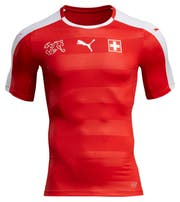 Trikot der Schweiz (Bild: zvg)