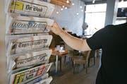Zur NZZ-Mediengruppe gehört auch die Neue Luzerner Zeitung. (Archivbild Neue LZ)
