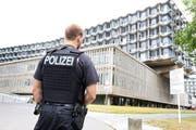 Hier ist es zu den tödlichen Schüssen gekommen: Im Benjamin Franklin Klinikum in Berlin, Ortsteil Steglitz. (Bild: EPA)