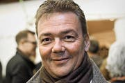 «Die demokratischen Entscheide haben keinen Einfluss auf die Festlaune», Simon Arnold, Gemeindepräsident Flüelen. (Bild: Bruno Arnold / Neue UZ)