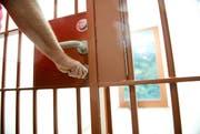 Innenansicht des Gefängnis in Stans. (Bild: Corinne Glanzmann / LZ)