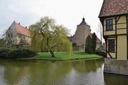 Eines der zahlreichen Schlösser im Wasser: Burgsteinfurt. (Bild: Rolf Breiner)