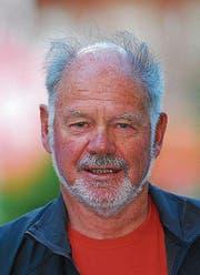 Bergretter-Legende Bruno Jelk. (Bild: Roland Poschung)