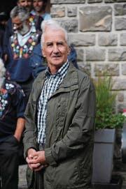 Franz Stadler aus Altdorf (66) ist der neue Sennenvater. (Bild: urh)