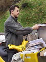 Bei sieben Haushalten im Melchtal darf die Post die Zustellung einschränken. (Symbolbild Neue ZZ)