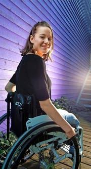 Blickt optimistisch der EM entgegen: Silvana Hegglin aus Nottwil. Bild: Nadia Schärli (Nottwil, 30. September)