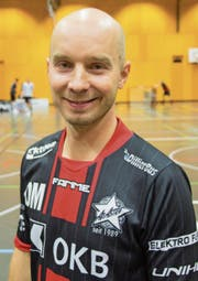 Zeigt sich mit der Vorbereitungsphase zufrieden: der neue Ad-Astra-Coach Otto Moilainen. (Bild: PD (Sarnen, 12. September 2017))