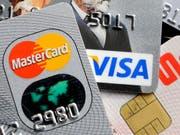 In der Studie wurden Daten von Kreditkarten untersucht (Bild: Keystone)