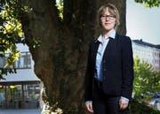 Setzt sich für die Gleichstellung ein: Barbara Gysel. (Bild Werner Schelbert)