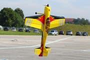 Die Modellfluggruppe Rigi hat ein schwieriges Jahr hinter sich (Symbolbild). (Bild: Philipp Schmidli / Neue LZ)