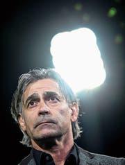 Beim FC Sion im Scheinwerferlicht: Trainer Maurizio Jacobacci. (Bild: Urs Lindt/Freshfocus (10. Februar 2018))