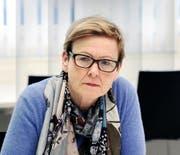 Marianne Blättler, VR-Präsidentin des VSZ. (Bild Corinne Glanzmann)