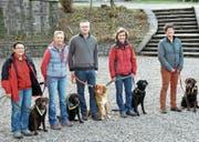 Dem innovativen Verein Sozialhund Uri wird am Donnerstag Ehre zuteil. (Bild: PD)