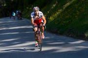 Simon Spilak ist der Gewinner der 79. Tour de Suisse. (Bild: Keystone)