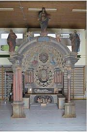 So sieht das Heilig Grab in seiner ganzen Pracht aus. (Bild: PD)