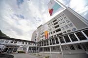 Der Spitalrat hat vor, die Unternehmensstrategie im Jahr 2018 zu überarbeiten. (Bild Urs Hanhart)