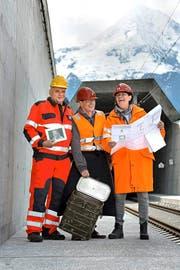 Titelbild Dossier Alp Transit Gotthard Neat