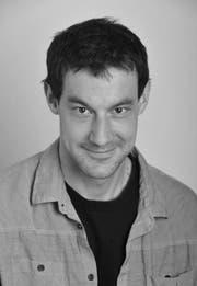 Adrian Venetz, Redaktor. (Bild: Corinne Glanzmann (Neue NZ))