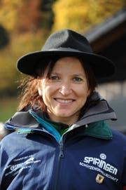 «Kameradschaft ist auf dem Rütli wichtiger als das Resultat», sagt Esther Herger (40), Schützin aus Spirigen (Bild: Urs Hanhart)