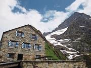 Die Hüfihütte wird saniert und bleibt bis im Sommer 2019 geschlossen. (Bild: PD)